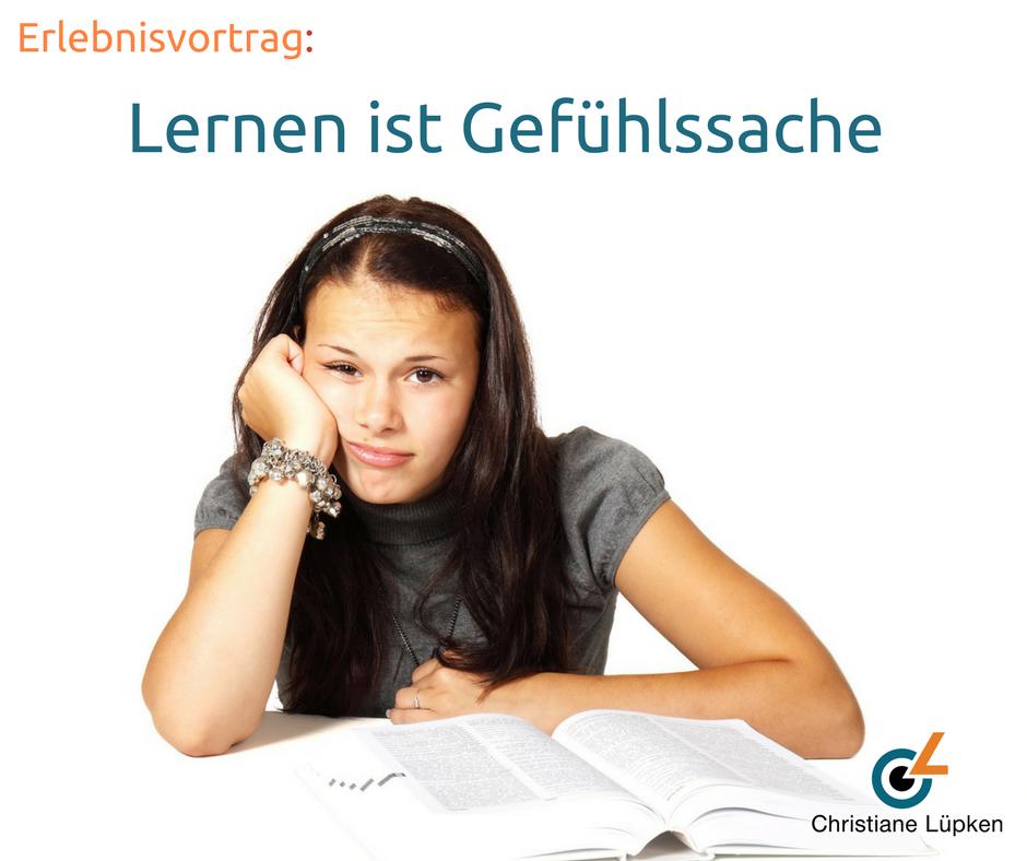 Lernblockaden lösen - Christiane Lüpken